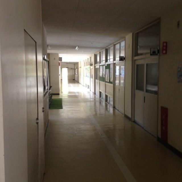 相馬市立玉野中学校