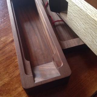 台屋の鰹節削り器