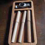 中野挽物製作所 天然木のボールペン