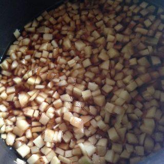 生姜の醤油漬け