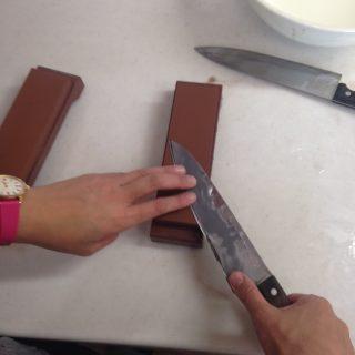 包丁の研ぎ方