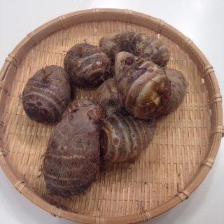 里芋のネバネバ和風サラダ