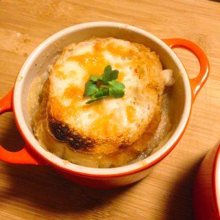 大根グラタンスープ