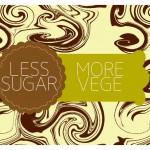 砂糖を控えて体調がよくなってます